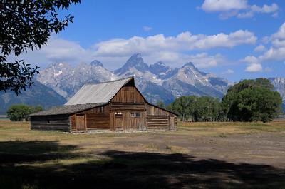 Honeymoon 2014 - Grand Teton National Park