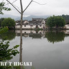 Hongcum Village, China : This is very picturesque village; located in Anhui province