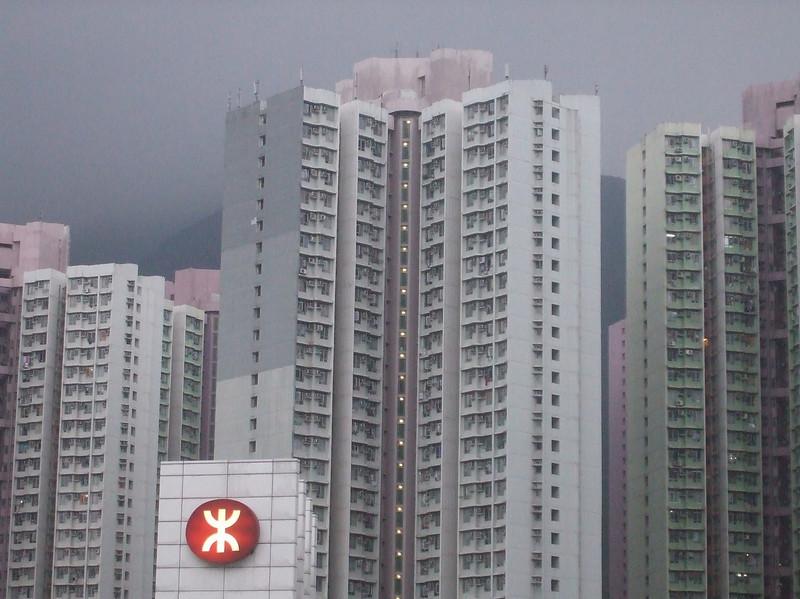 Lantau Island, Suburbs