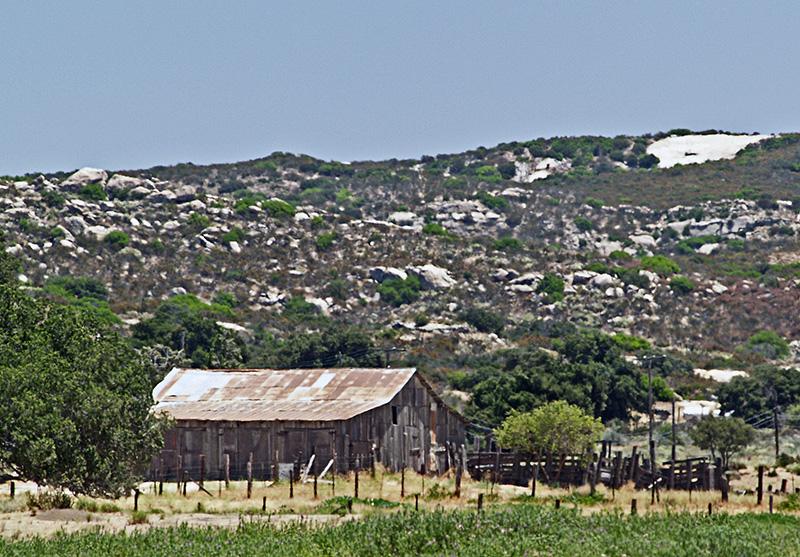 Campo Barn