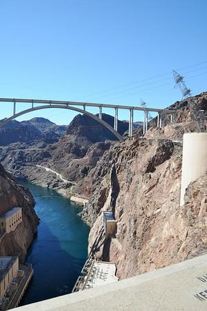 Hoover Dam Bridge Build & Completion