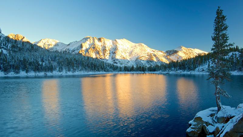 East Lake, Monument Ridge, Hoover Wilderness