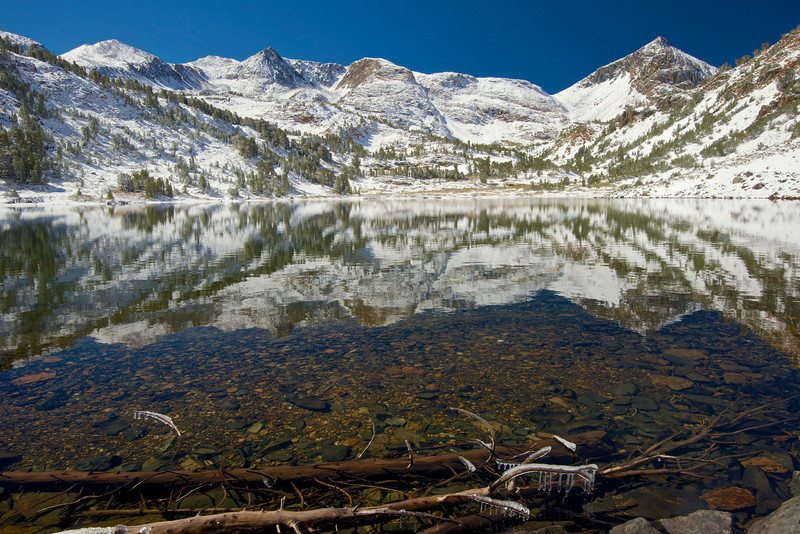 Upper Hoover Lake, Hoover Wilderness