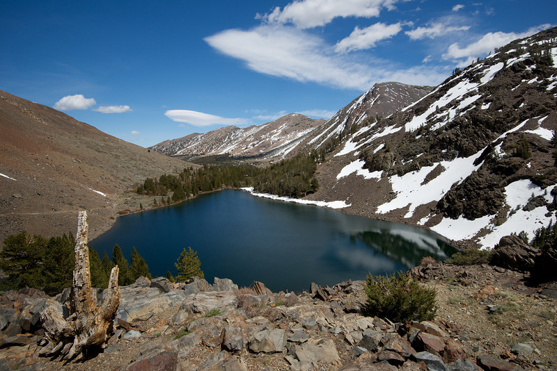 Blue Lake, Hoover Wilderness