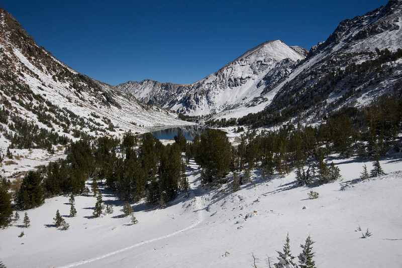 Hoover Lakes Basin, Hoover Wilderness