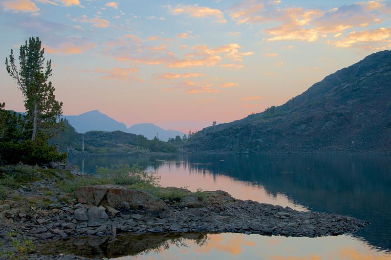 Helen Lake, 20 Lakes Basin, Hoover Wilderness