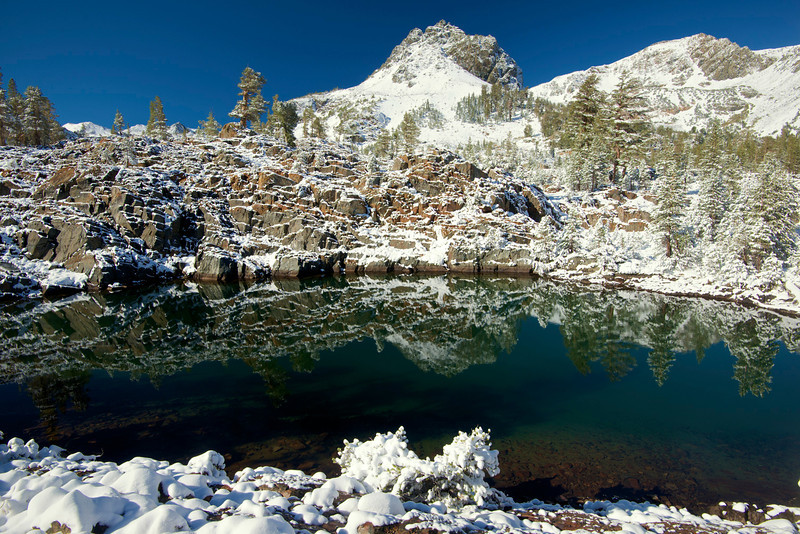 Unnamed Lake, Hoover Wilderness