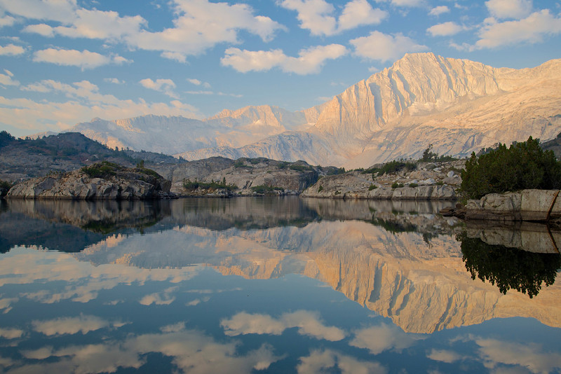 Shamrock Lake, 20 Lakes Basin, Hoover Wilderness
