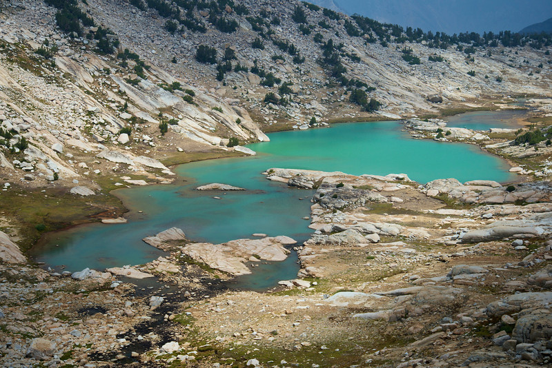 Conness Lakes, 20 Lakes Basin, Hoover Wilderness