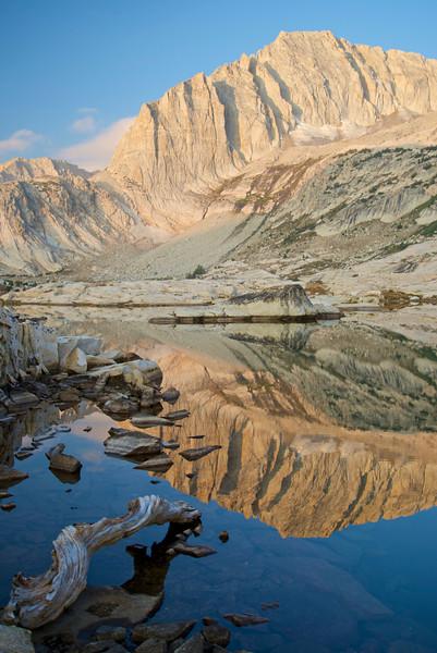 Towser Lake, North Peak, 20 Lakes Basin, Hoover Wilderness