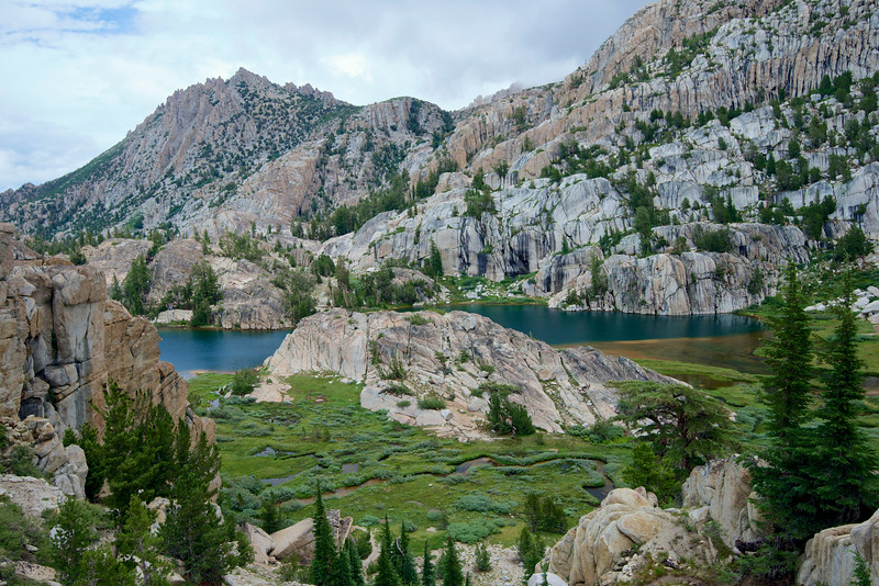 Crown Lake, Hoover Wilderness