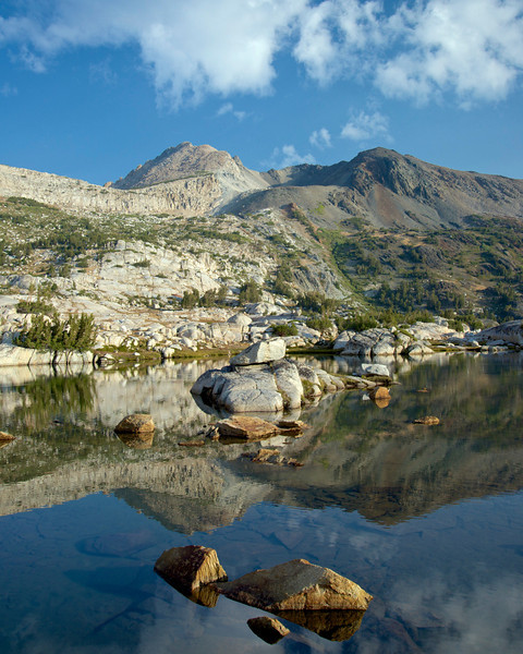 Potter Lake, 20 Lakes Basin, Hoover Wilderness