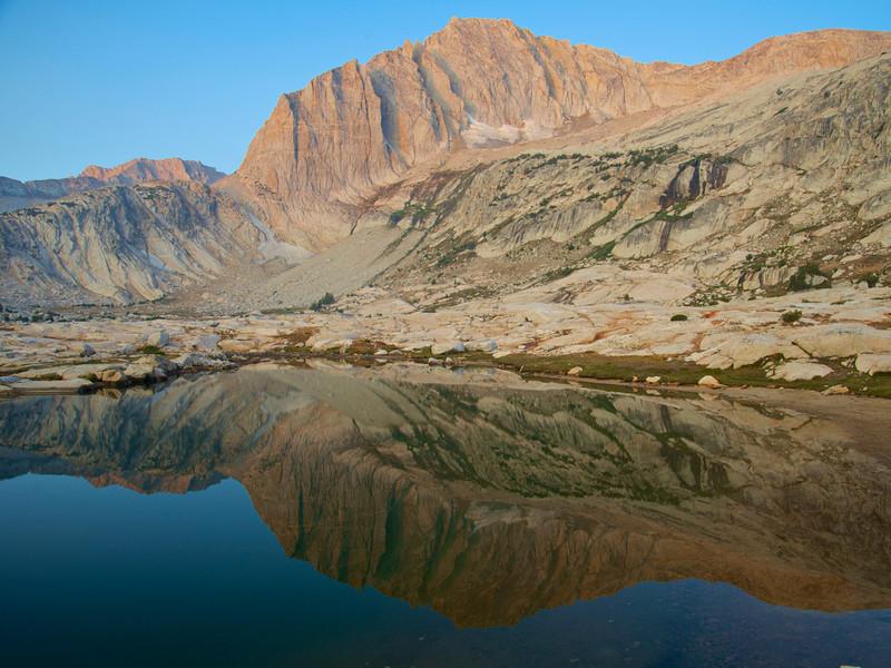 Toswer Lake, North Peak, 20 Lakes Basin, Hoover Wilderness