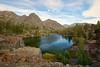 Nutter Lake, Page Peaks, Gabbro Peak, Hoover Wilderness