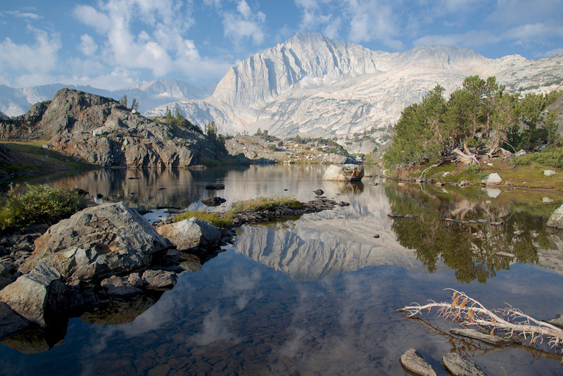 Excelsior Lake, 20 Lakes Basin, Hoover Wilderness
