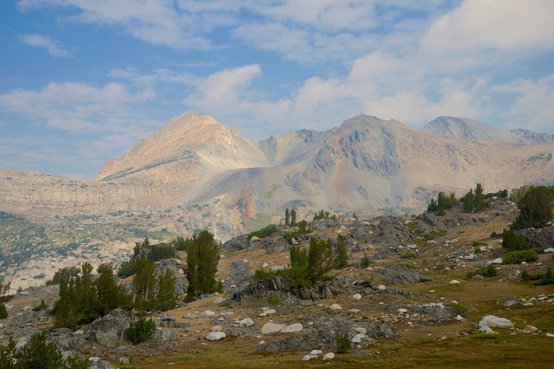 Excelsior Mountain, 20 Lakes Basin, Hoover Wilderness