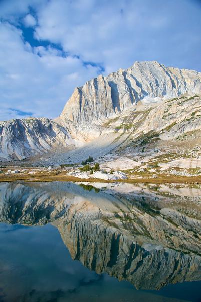Cascade Lake, North Peak, 20 Lakes Basin, Hoover Wilderness