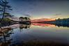 Dawn Revisited - Hopkinton State Park - Tom Sloan
