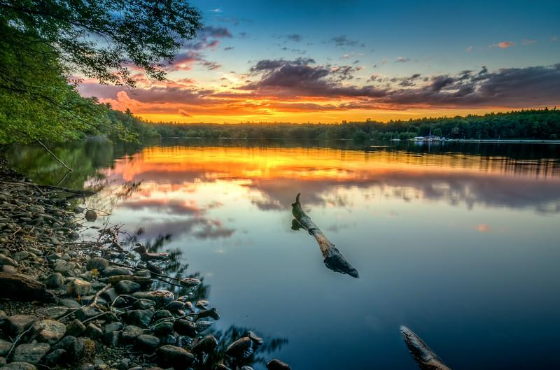 Sunset Settles In #2