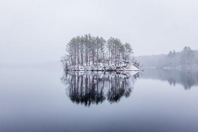 Snow Island - Hopkinton State Park - Tom Sloan