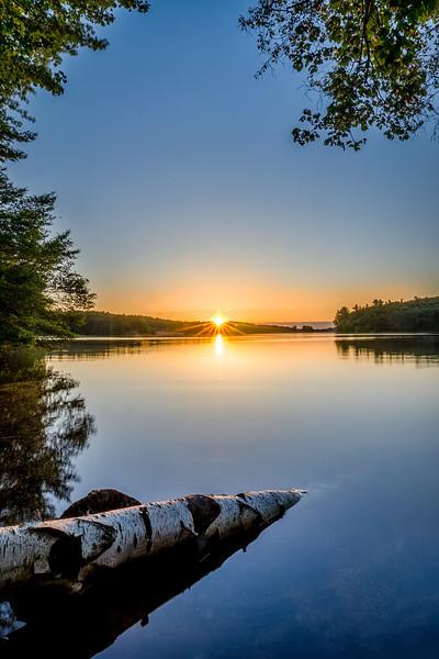 Sunrise Still Water