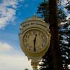 World Famous Hotel del Coronado clock
