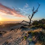 Ma-le'l Dunes sunset