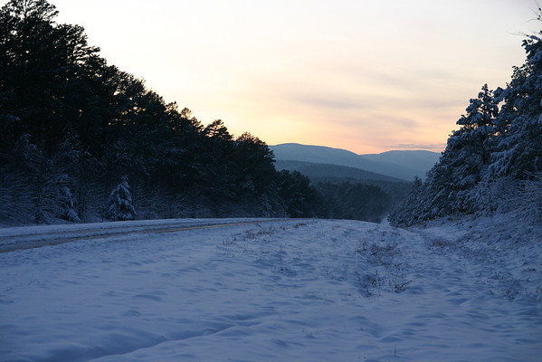 Hunting Area Snow Photos