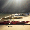 Kayaks - Radical Bay, Magnetic Island, North Queensland, Australia