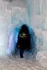 Midway Ice Castles by Torsten Bangerter