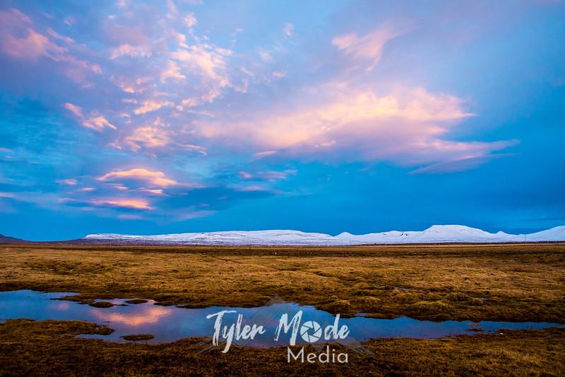 381  G Þórshöfn Sunset Wide