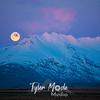 277  G Moonset Near Hofn, Iceland