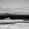 361  G Midhfjordhur, Iceland Abandoned House BW