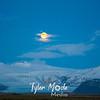269  G Moonset Near Hofn, Iceland