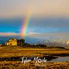 261  G SE Iceland Rainbow House