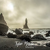 167  G Beach at Vik, Iceland