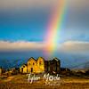 258  G SE Iceland Rainbow House