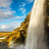 102  G Seljalandsfoss Rainbow V