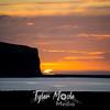 132  G Vik, Iceland Sunset