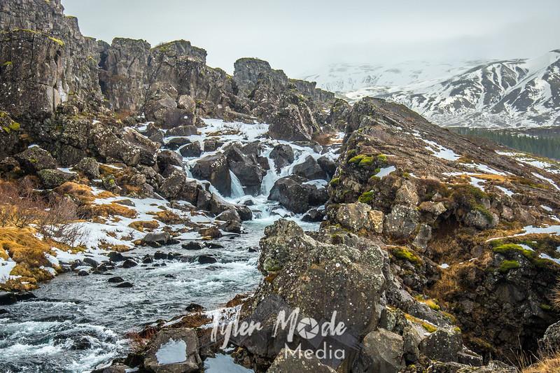 63  G Þingvellir National Park Waterfall