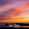 138  G Vik, Iceland Sunset