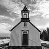 60  G Þingvellir National Park Church BW V