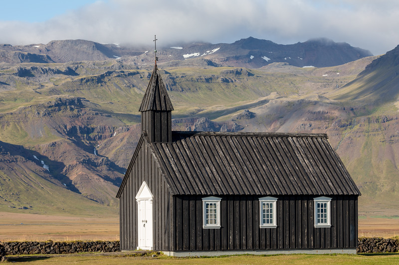 Búðir Church - Snæfellsnes Peninsula