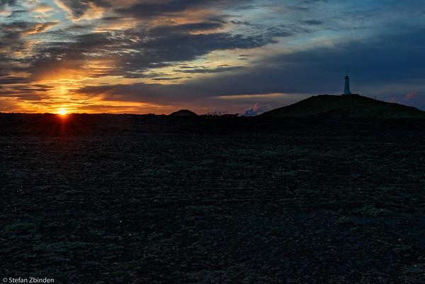Reykjanes lighthouse, Reykjanesviti