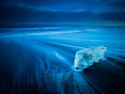 Jökulsárlón Ice
