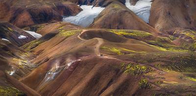 Hiking in Eastern_Iceland