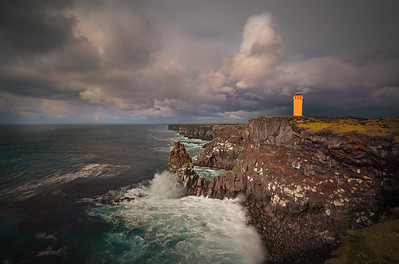 Svortuloft Lighthouse_Iceland