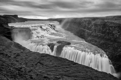 Gullfoss, the golden waterfall If you like these images, please check out my Bookstore