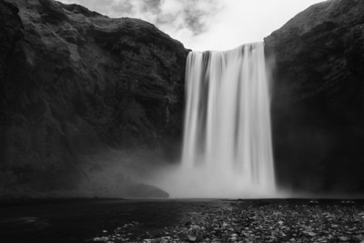 Skógafoss, south Iceland If you like these images, please check out my Bookstore