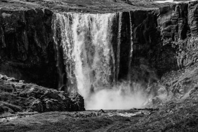 Gufufoss, east Iceland If you like these images, please check out my Bookstore